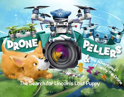 "Children's book ""Drone Pellers"""