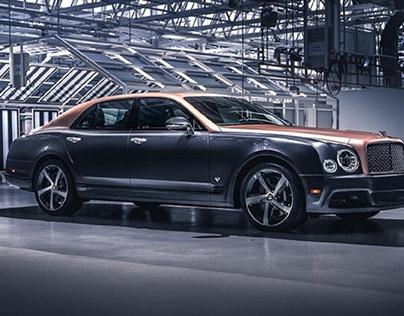 Bentley Mulsanne 2021