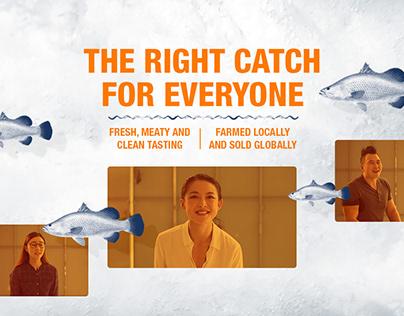 The Right Catch | Kuhlbarra