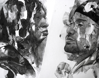 Portraits for ProPublica