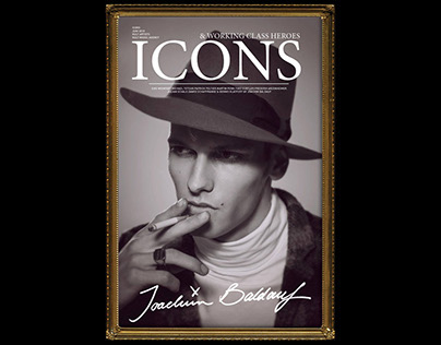 KULT-Artists Magazine  •  ICONS