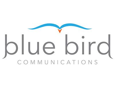 Blur Bird Communications Logo