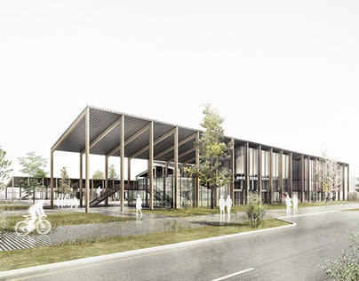 Inegol Municipality // Cirakoglu Architects