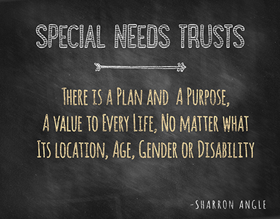 How to Manage Special Needs Trusts