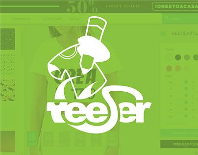 Logo desing for online community.