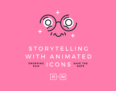 Upcoming: Storytelling With Animated Icons