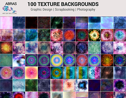 100 Texture Backgrounds