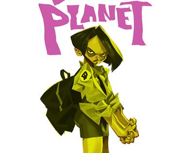 Devil Planet KangGoon
