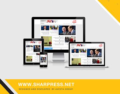 Sharpress Website