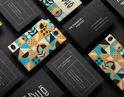 CAPHE Brand design & packaging