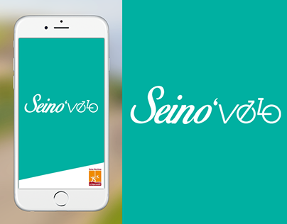 Seinovélo - Mobile App / Discover the road on bicycle !