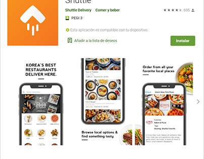 Delivery App - Google Play