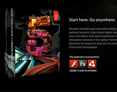 Adobe Trade Show Lead Application