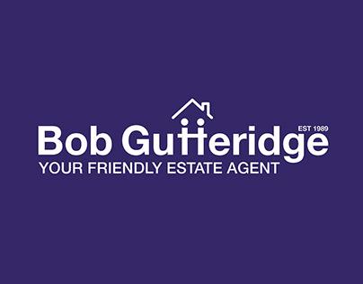 Bob Gutteridge Estate Agents Visual Identity