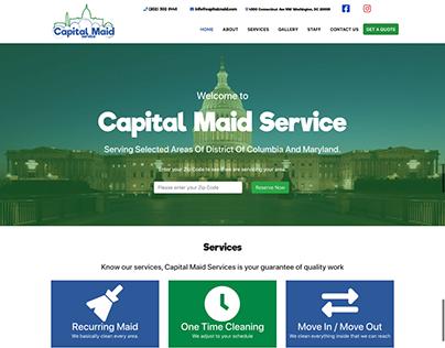 Capital Maid Service