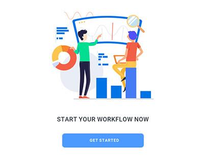 Case Study: Workflow Designer App