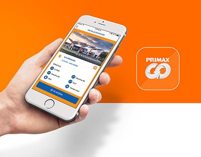 UI - Primax Go Campaña Viaje de tus sueños