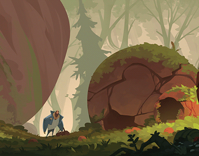 The Forest Eggs + VisDev