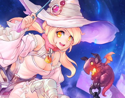 Lily Witch