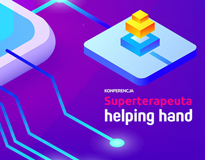Superterapeuta Helping Hand Conference Title Sequence