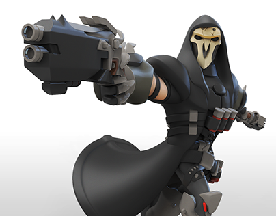 Reaper Overwatch Infinity... and beyond!