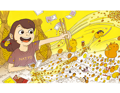 Natto Attack