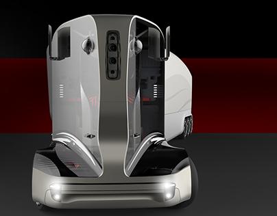 Autonomous Truck Concept