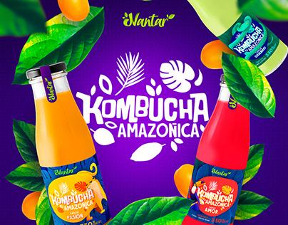 Kombucha Amazónica