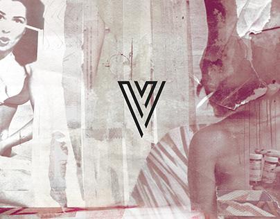 Velvet poster design