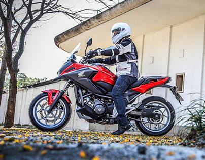 Honda NC 750X 2020 | Colours Concept