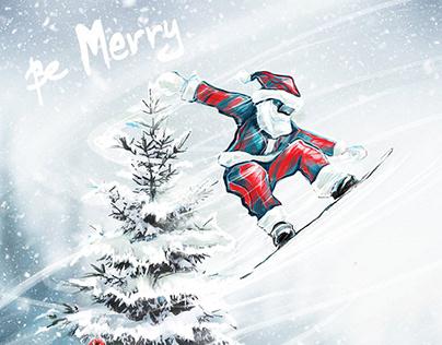 Freeride Christmas