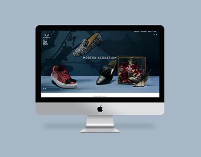 Website/ Loja Online Moskkito