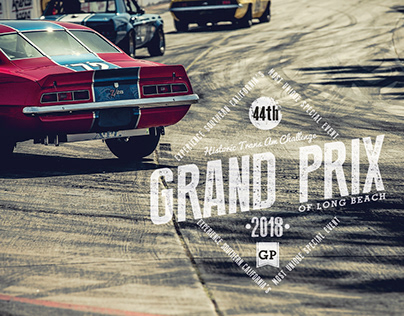 Historic TRANS AM Challenge - Grand Prix of Long Beach
