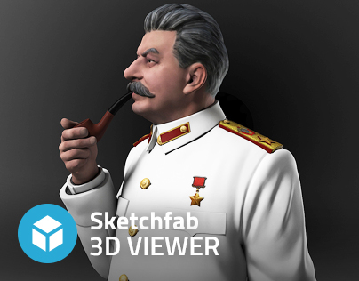 Joseph Stalin Figurine