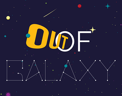 Out of Galaxy — Social Media Campaign