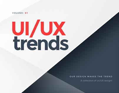 UI/UX Trends V01