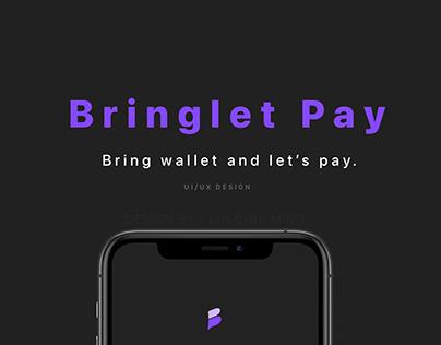 Bringlet Pay app