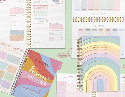 Agenda Trend 2022 / Annual planner