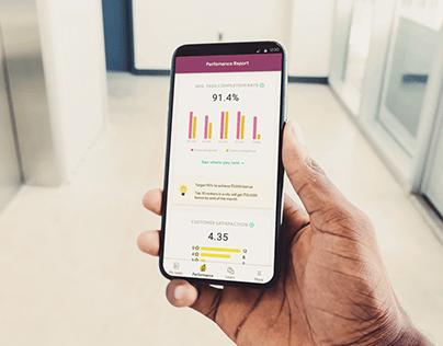 Building Field app