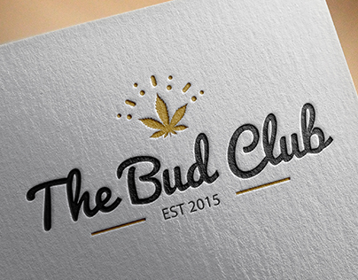 The Bud Club ( Logo Design )