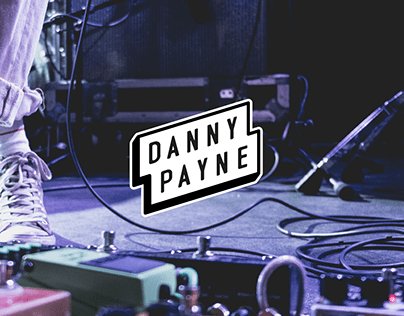 Logo redesign and rebrand of Danny Payne Photography