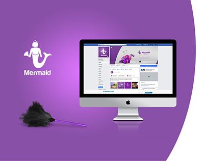 MerMaid - Social Media Theme