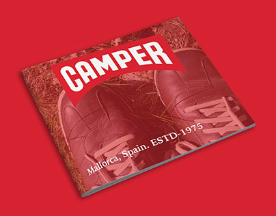 Camper - Walk of Life (Marketing Strategy)