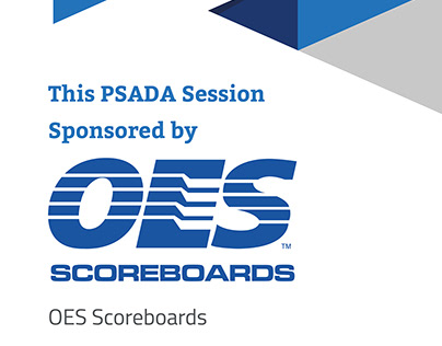 PSADA Conference Signs