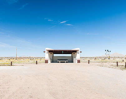 Rest Areas of the Southwest: New Mexico