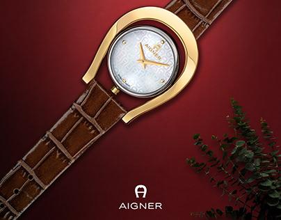 Aigner Watch Social Media Image