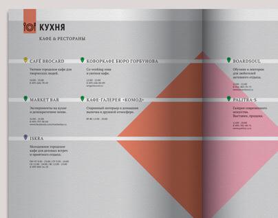 Guide book for design cluster Flakon