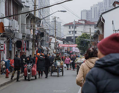 XiaoNanMen   About Old Towns