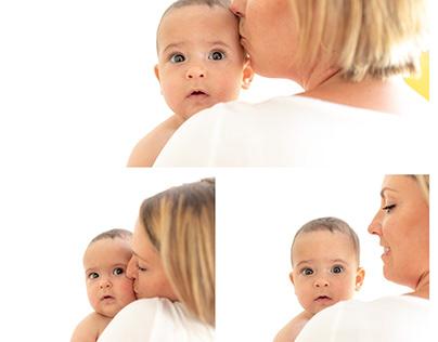 Aperçu Shooting Sarah & son bébé