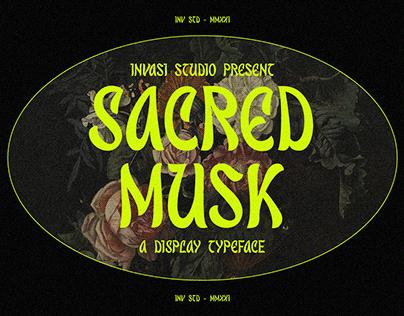 Sacred Musk